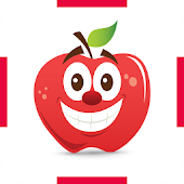Touch Fruit : Preschool Game