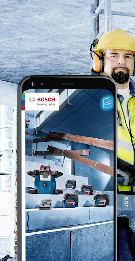 Bosch Leveling Remote screenshots 1