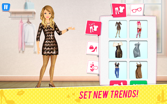 My High School Fashion Blog v1.0 [Mod Hints]