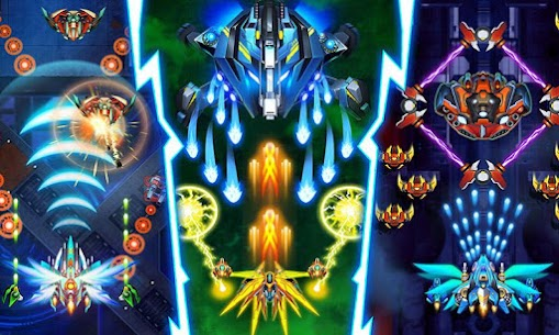 Infinite Shooting: Galaxy War  5