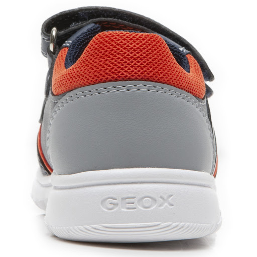 Thumbnail images of Geox Xunday Strap Trainer