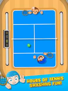 Bang Bang Tennis Game- screenshot thumbnail