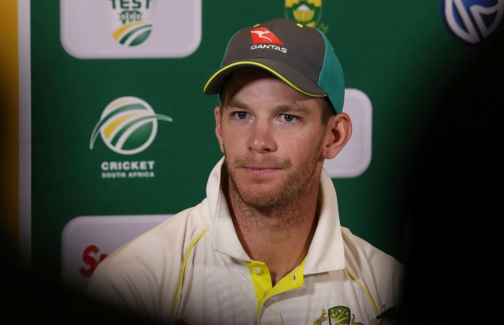 Tim Paine hits out at Stokes for 'cheap shot' at Warner