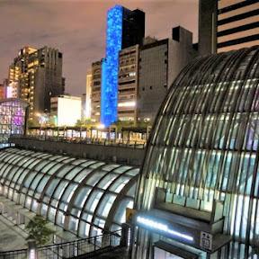 台北で最も美しい駅「大安森林公園駅」は穴場的夜景スポット