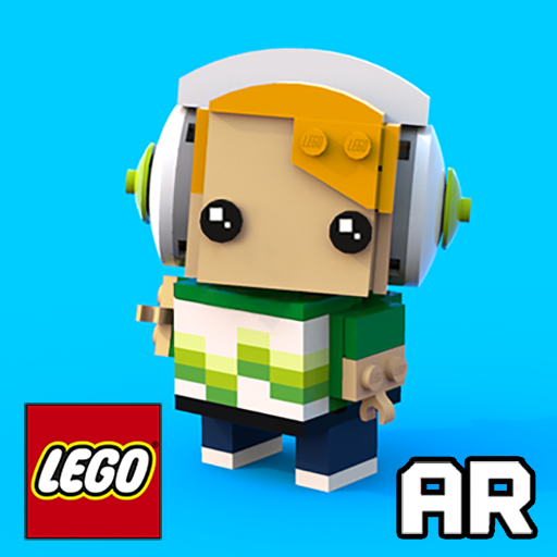 LEGO® BrickHeadz Builder AR Icon