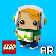 LEGO® BrickHeadz Builder AR