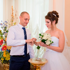 Wedding photographer Yuliya Afanaseva (JuZaitseva). Photo of 05.07.2016