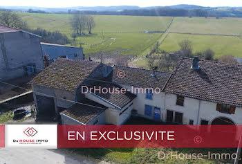 maison à Ameuvelle (88)