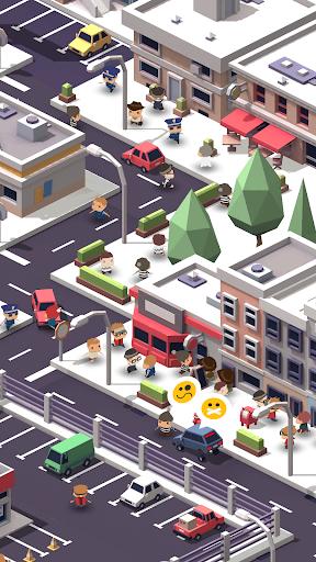 Idle Island - City Building Tycoon  captures d'écran 2