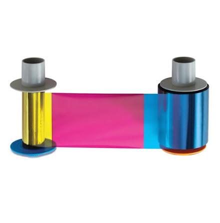 Färgband Fargo HDP5000 - YMCKK - 500 utskrifter