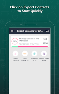 Export Contacts For WhatsApp 8