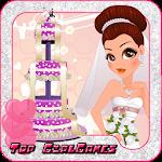 Wedding Cake Decoration Game Icon