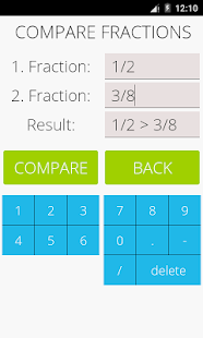 Fractions Math- screenshot thumbnail