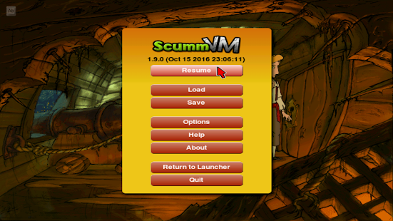 ScummVM Screenshot