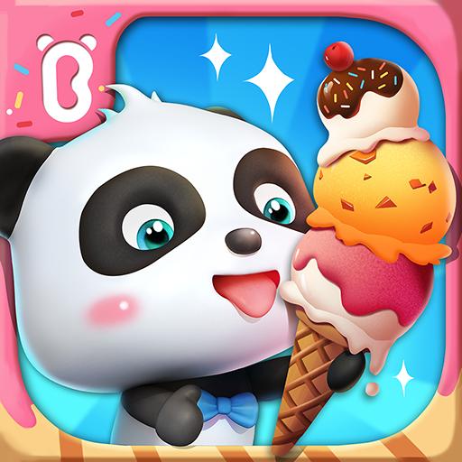 Baby Panda, Ice Cream Maker - Chef & Dessert Shop