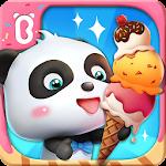 Baby Panda, Ice Cream Maker - Chef & Dessert Shop Icon