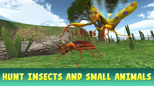 Mantis Insect Life Simulator 1.1.0 screenshots 2