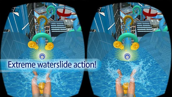 Water Slide Adventure VR- screenshot thumbnail