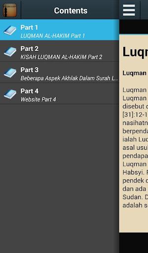 Kisah Luqman Al-Hakim