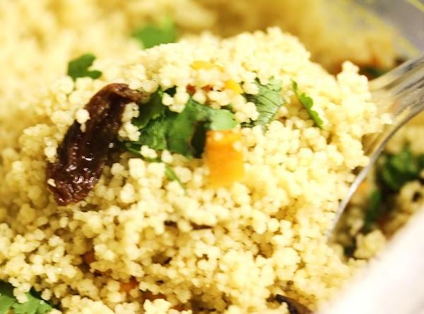 Veggie Couscous Recipe