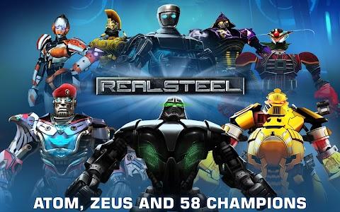 Real Steel v1.31.1 Mod