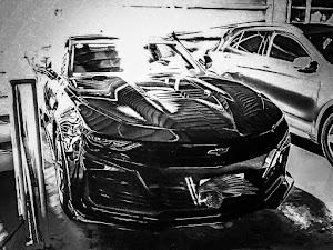 カマロ クーペのカスタム事例画像 猫好きアメ車好きさんの2021年10月05日07:38の投稿