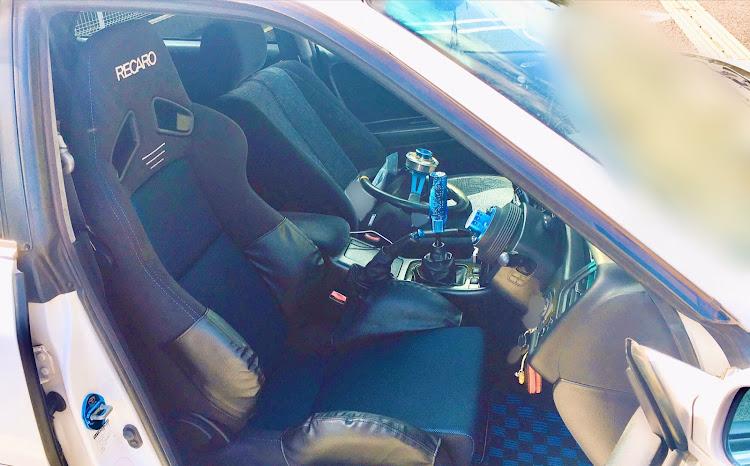 チェイサー JZX100のシート交換,レカロSR7,座り心地最高に関するカスタム&メンテナンスの投稿画像1枚目