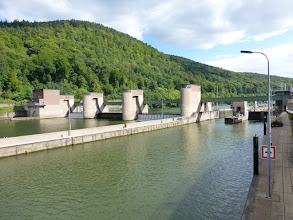 Photo: Schleuse Heidelberg