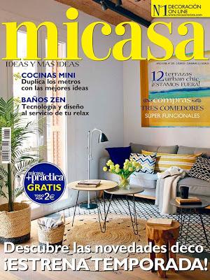 MICASA Revista - screenshot