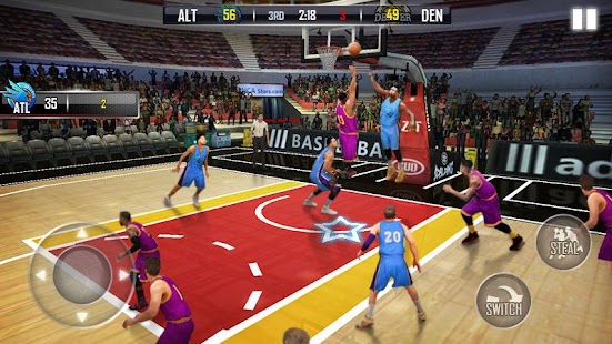 Fanatical Basketball- screenshot thumbnail