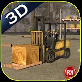 Heavy Forklifter Simulator