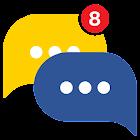 社交网络信使 - 所有功能于一身的个人档案 icon