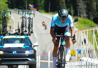 Le Tour de l'Utah connaît son premier vainqueur : James Piccoli (Elevate-KHS)