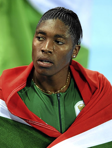 Caster Semenya. Picture: GETTY IMAGES/MATTIAS HANGST
