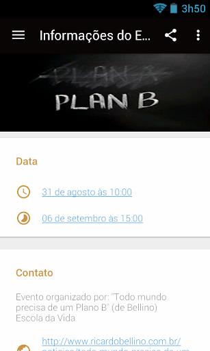 Plano B - Todo mundo precisa