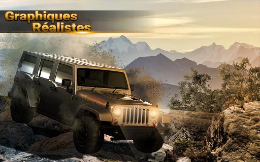 Jeu de conduite 4x4 Jeep Simulation Offroad Cruisr  captures d'écran 1
