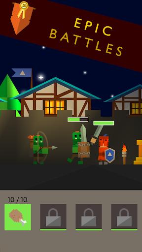 Orcs X - Idle Clicker RPG apkmr screenshots 3
