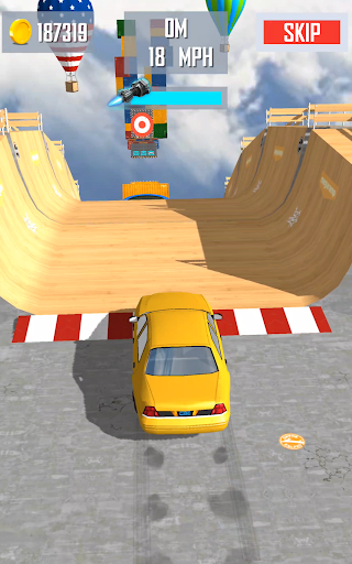 Mega Ramp Car Jumping  screenshots 17