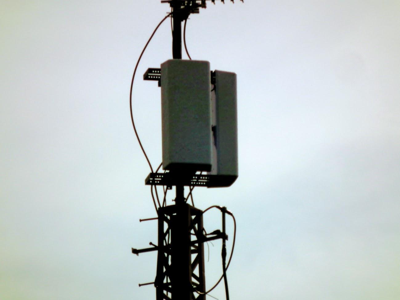 Pécs/Kertváros, II. sz. víztározó - helyi DVB-T adóállomás