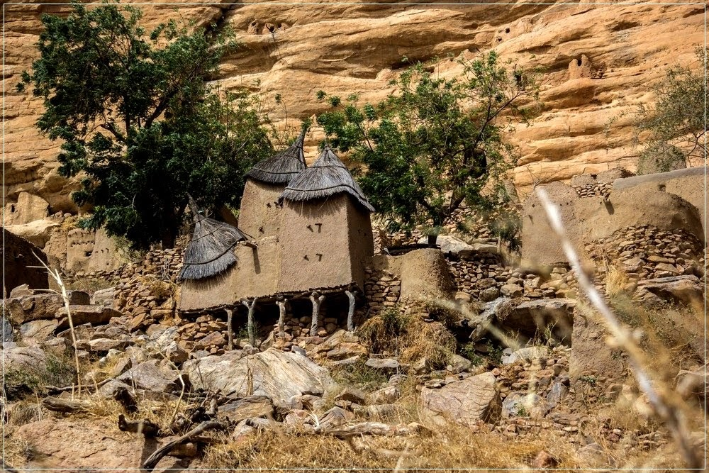 Dogon, o povo das estrelas que vive nas escarpas Bandiagara