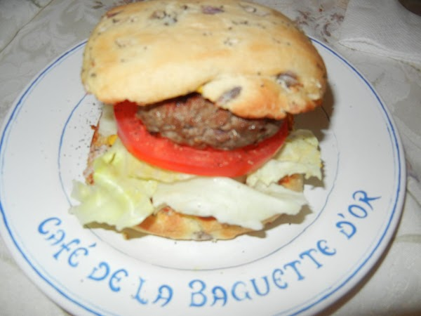 Connie's Awesome Burgers Recipe
