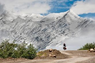 Photo: Leaving Sissu, Manali-Leh Highway, Himachal Pradesh, Indian Himalayas