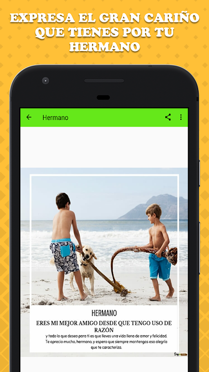 Frases Bonitas Para Hermanos Android Aplikace Appagg