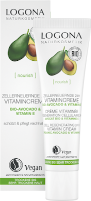 24 H Vitamin Cream eko avocado & vitamin E