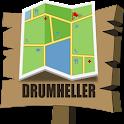 Drumheller Map icon