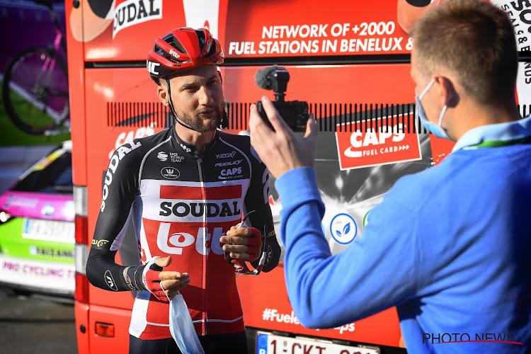 🎥 Tim Wellens en Aimé De Gendt in top vier, Italiaan boekt tweede ritzege in Ronde van Luxemburg