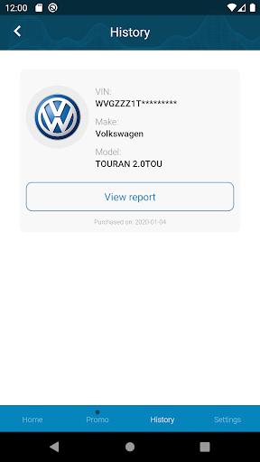 Volkswagen History Check: VIN Decoder apktram screenshots 5