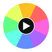 Color Wheel Spinner
