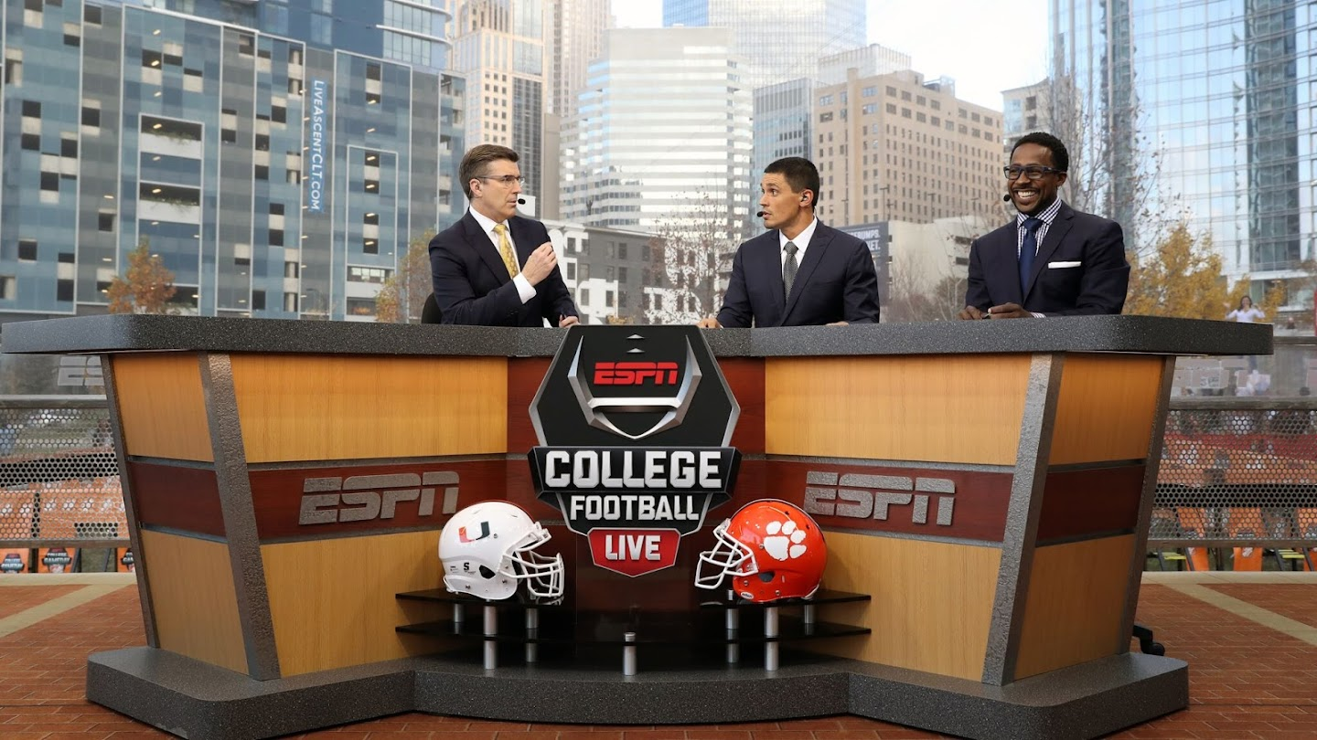 Watch College Football Live live