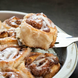 Buttermilk Biscuit Cinnamon Rolls